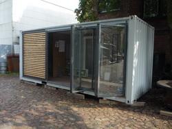 20ft containerhaus containerhome containerhouse imnu bilder - Container gartenhaus ...