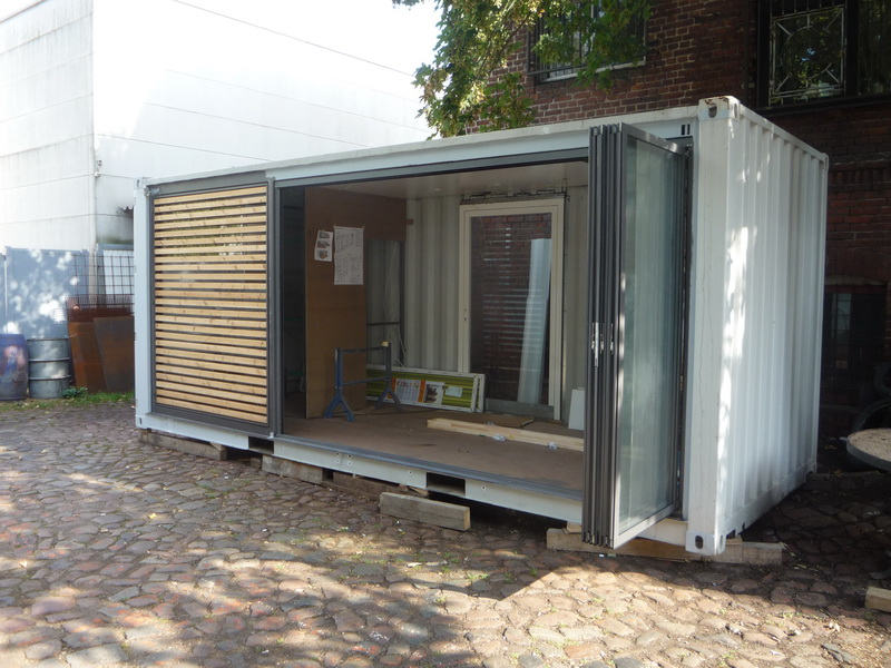 20ft imnu containerhaus mobilheim mobilhaus. Black Bedroom Furniture Sets. Home Design Ideas